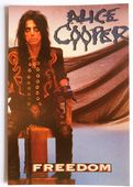 Alice Cooper - 'Freedom' Postcard